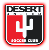 Desert United Soccer League Logo